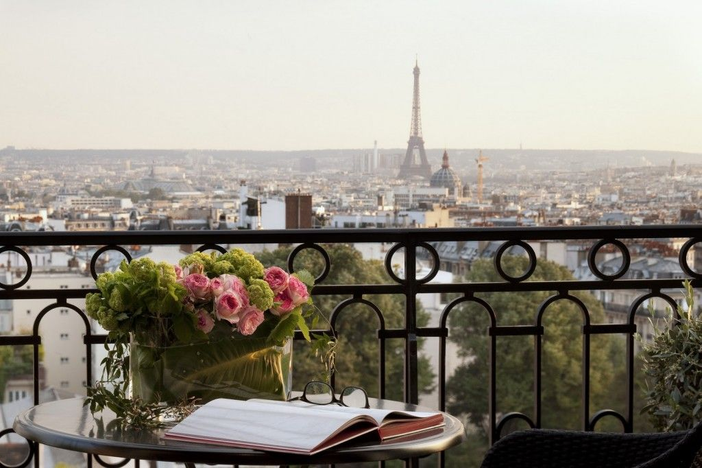 paris romantico vista