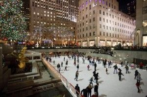 Visitar Nueva York: Rockfeller center