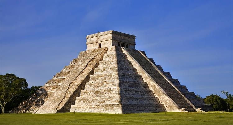 Chichen itza piramide